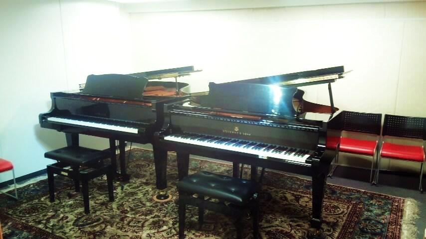 PianopassagスタジオA