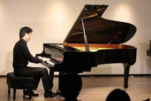 男のコンサート ピアノパッサージュ