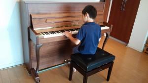 SAUTER114 ピアノパッサージュ