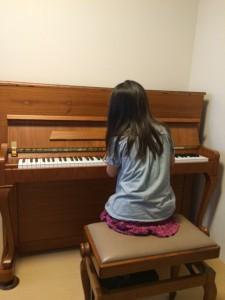 ペトロフP118 ピアノパッサージュ